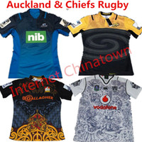 Wholesale New Zealand All Black Rugby Jersey Team Rugby New Zealand Rugby League Auckland Rugby And Chiefs Rugby Dukes Kit Top Quality