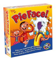 Wholesale Brand New PIE FACE Game Rocket Games