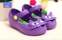 Wholesale 2016 Mini Melissa Shoes Kids Summer Sandals Melissa CAT Shoes harper seven mini melissa