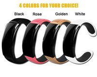 anti lost - U Watch EF Electronic Handsfree Anti lost Bluetooth Smart Bracelet Watch for iPhone Android Phones Sync Calls