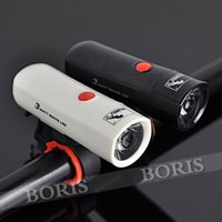 b torch - B W Bike Light MINI Mode LM Flashlight Torch Light W LED Cycling Bike Bicycle Front Head Light Mount A5