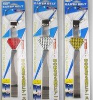 Wholesale Automotive Metal Safety Anti Static Belt Car Reflective Warning Electrostatic Belt