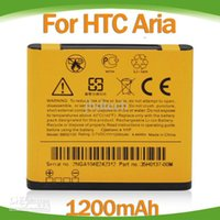 aria battery - 1200mah BB92100 High Quality battery for HTC HD Mini T5555 Gartia Aria A6366 A6380 A9191