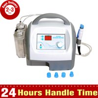Wholesale Portable Hydro Dermabrasion Deep Cleaning Facial Microdermabrasion Skin Rejuvenation Peel Water Oxygen Jet Beauty Machine for Spa