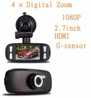 avc recorder - G1W GS108 Car Camera with Novatek Car DVR WDR Technology AVC P FPS G Sensor quot LCD Car Recorder