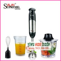 Wholesale Sp a electric mixer hand held muddler magic stick meat machine fruit juice machine eggbreaker