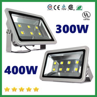 Wholesale Newest W W led flood light outdoor lamp AC V led canopy lights waterproof led floodlights fixture lamp years Warranty