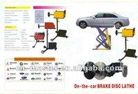 best disc brakes - On Car brake disc lathe car disc aligner MST with best price