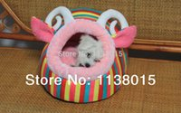 animal house pet shop - sheep shaped animal design dog bed hot sale dog house pet products pet bed pet house for dogs pet shop
