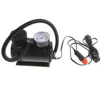 Atacado - Portable Car Auto 12V Electric <b>Air Compressor</b> pneumático inflador 300PSI Frete Grátis K590