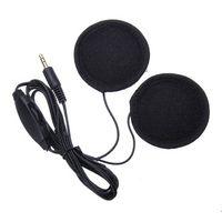 Wholesale In stock Motorbike Motorcycle Helmet Stereo Speakers Earphone for MP3 GPS CD XM RADIO IPOD MP4