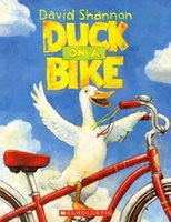 baby ducks pictures - educational children english picture book for baby Duck on a Bike