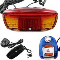 bicycle indicator lights - 6 LED Bike Cycling Bicycle Tail Turn Brake Signal Light Lamp Indicator Horn Bel