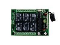 Wholesale 6 channel wireless receiver controller DC08A