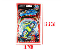 Wholesale FyrFlyz Light Up Toy FyrFlyz Cyclone American Dream Hula Boys flywheel light show children s toy colours mixed