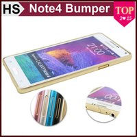 SAMSUNG SIII i9300 alluminum case - Note Metal Bumper Case Alluminum Light Thin Frame Cover for Samsung GALAXY NOTE Buckle up No Screw Luxury