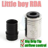 Cheap 2014 new Little boy mods RDA atomizers clone v doge Dark horse orchid kayfun Enigma Mephisto Apomagma prometheus monkey squape Enigma
