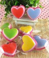Cheap NEW! kawaii cute macaroon squishy 5.5cm cell phone bag charm strap squishy fashion mix colors order free shipping