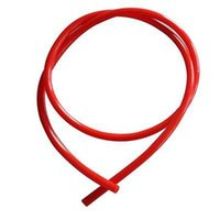 Wholesale New Brand Hot Sale Trendy High Quality pc Red Motorcycle Fuel Line cm Length mm Diameter Red Color