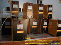 Wholesale hydrogen HHO fuel cell for car truck and electricity genset stainless steel shell no leak