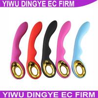 USB de alta calidad recargable 7 modos vibración impermeable silicio G-Spot de silicona sexo juguetes vibrador para las mujeres, productos adultos del sexo