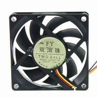 Wholesale Ball Bearing DC V Pin cm mm x70x15mm Cooling Fan