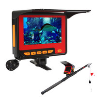 underwater fishing camera - 20M Inch TFT Underwater Fishing Camera System HD TV Lines Underwater Camera with Record OUT_604