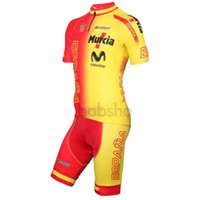Wholesale 2015 Spain team Cycling Jersey ropa ciclismo bike jersey maillot cycling clothes