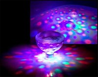 bath jacuzzi - Colorful Waterproof Underwater Show LED Disco Ball Multi Light Bath Hot Tub SPA Jacuzzi Fantasy