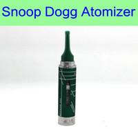 Conseils pour e cig Avis-Snoop Dogg atomiseur cigarettes e cig cire de vaporisateur vapeur d'herbe sèche kit de stylo électronique bouche à base de plantes pointe 510 fil DHL shippng gratuit