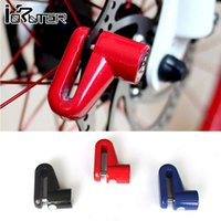 Wholesale Color Choice Mountain Bicycle Disc Brake Lock Motorcycle Electric Car Disc Brake Special Lock