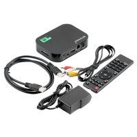 Wholesale Dual Core Android Smart TV Box Media Player P WIFI HDMI TV Box set