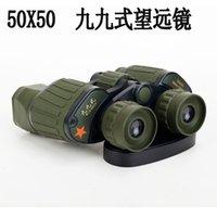 Wholesale 50X50 binocular fashion high powered high definition night vision travel watching sports detection free drop shipping LFL32