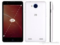 Wholesale 5 quot zte v5 red bull quad core Mobile Phone MSM8926 Android x720 MP Camera GPS GB GB