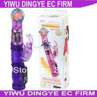 Precio de Juguetes sexuales didlo-w1031 3 3 vibración de rotación del sexo grande didlo vibradores juguetes adultos del Massager para las mujeres