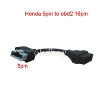Wholesale for Honda pin to pin obd obdii pin cable auto connector