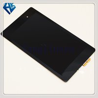 nexus 7 2013 - New black lcd touch digitizer For ASUS Google Nexus nd Gen LCD Digitizer Touch Screen Assembly