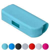 Wholesale Practical E Cigarette Silicone Protective Case For IPV Mini IPV Mini Shell Fashion Colorful Electronic Cigarettes Box CY0724