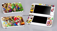 Wholesale Super Mario Party Vinyl Skin Sticker Protector for Nintendo DS XL LL skins Stickers
