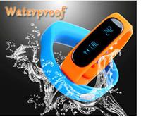 android charms - New Charm Bracelet Smart Bracelet Wrist Watch Bluetooth E02 Men Women Sport Bracelet Waterproof dhl free