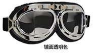 atv racing frames - Black Frame Anti UV Windproof Motorcycle Motocross ATV Dirt Bike Off Road Racing Goggles with Colorful Lens MJ100