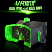 Wholesale 3D mobile phone VR glasses storm Google D virtual reality headset storm mirror VR mirror