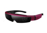 Wholesale IVS1 Portable D Video Glasses inch Virtual Screen quot Support video D format Music Picture e book USB G Me