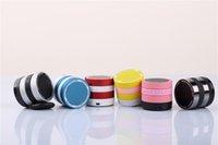 audio woofer - Mini Portable Subwoofer Woofer Wireless Bluetooth Speaker Loudspeakers Altavoces Altavoz Parlantes Enceinte Handfree
