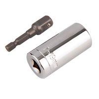 Wholesale 2 Piece Universal Socket Multi Function A Hand Tool Set Repair Kit Locksmith Screwdriver Wrench Adapter Multitool Car