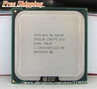 Wholesale Original E8600 INTEL CORE DUO E8600 Processor GHz M DUAL CORE FSB MHz Desktop LGA CPU