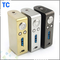 apply for chip - Newest Zero W TC Mod Temperature Control for Battery with YIHI chip Zero W TC E Cig Colors apply all the nickel wire DHL Free