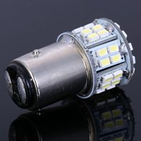 auto led tail lamp - 1156 BA15S LEDs SMD LED Car Turn Lights Tail Lighting Car Auto Brake Stop Light Vehicle Rear Bulb Lamp White DHL