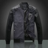 100% leather jackets - 2016 winter motorcycle leather clothing men s leather jacket Brand men autumn water wash leather coat mans autumn jackets P55321