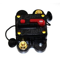 automatic audio switch - Car Audio Inline Circuit Breaker Fuse Automatic Safety Air Switch For V A Overload Protection Free Ship